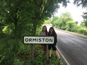 Ormiston village